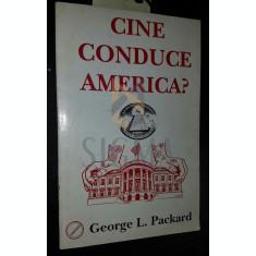 CINE CONDUCE AMERICA ? - GEORGE L . PACKARD