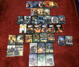 Colectia filme DVD Spider-Man 1,2,3 + The Amazing Spider-Man 1+2, romana, NOI