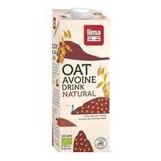 Lapte de Ovaz Bio Lima 1L Cod: 5411788041157