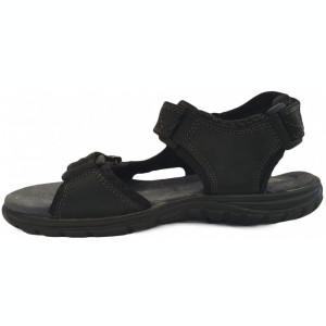 Sandale barbatesti maro Gioseppo 32413 negru