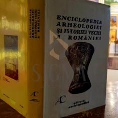 Enciclopedia arheologiei si istoriei vechi a Romaniei, VOL1 - Constantin Preda