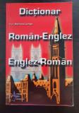 DICTIONAR ROMAN-ENGLEZ ENGLEZ-ROMAN - Mariana Lungu