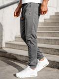Pantaloni de trening gri Bolf JX8150