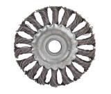 Perie circulara cu toroane pentru flex 100 mm