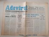 adevarul 9 ianuarie 1990-articole revolutia,primul miting liber