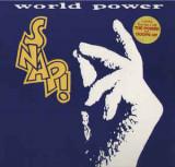 Snap! – World Power, VINIL, ariola