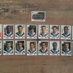 Panini Champions League 1999-00 Set complet echipa Bordeaux
