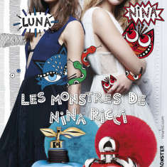 Nina Ricci Les Monstres de Nina Ricci Nina EDT 50ml pentru Femei