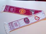 Esarfa fotbal - CFR CLUJ,Manchester United, Braga, Galatasaray(CL 2012/2013)