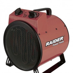 Aeroterma industriala electrica 3 KW Raider Power Tools