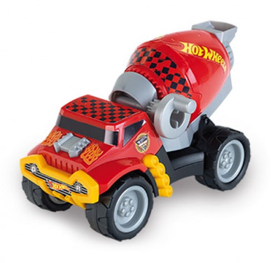 Klein Toys Autobetoniera Hot Wheels foto