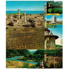 Lot 6 carti postale Romania 1967-68 editura Kruger