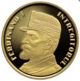 Moneda metal comun Desăvârșirea Marii Uniri – Regele Ferdinand I