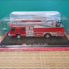 Macheta pompieri E-One HP 75 Ladder (2005) 1:87 DelPrado