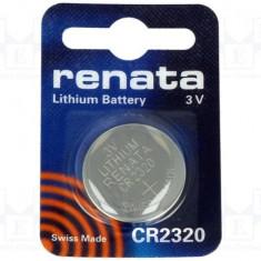 Baterie litiu Renata CR2320 3V 1 Bucata /Set