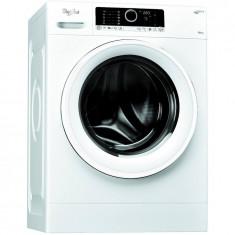 Masina de spalat Whirlpool 6th SenseZEN FSCR 10415, 10 kg, 1400 rpm, clasa A+++, alb