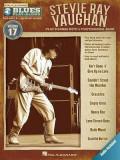 Stevie Ray Vaughan - Blues Play-Along Volume 17 (Book/CD)