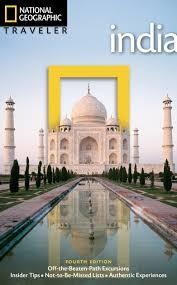 NATIONAL GEOGRAPHIC TRAVELER INDIA foto