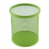 Suport birou cilindric verde ECADA