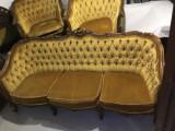 Canapea si fotolii stil baric