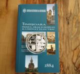 BNR 10 Lei 2009 Proof, Timisoara primul oras european iluminat electric - Argint