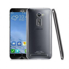 Husa Silicon Asus Zenfone 2 5.0 Clear Ultra Thin