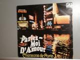 Parlez-Moi D'Amour – Selectii (1983/Columbia/RFG)  - Vinil/Vinyl/ca Nou (M-)