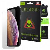 Folie Alien Surface XHD, Apple iPhone XS, protectie ecran + Alien Fiber