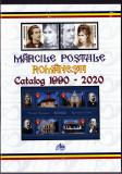 CATALOG FILATELIC ROMANIA, PERIOADA 1990 - 2020, COLOR,  - ABSOLUT NOU !