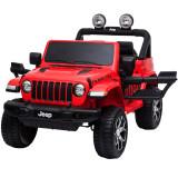 Masina electrica cu 2 motoare si telecomanda Jeep Wrangler 12V