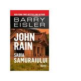 John Rain. Sabia samuraiului, Barry Eisler