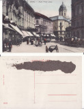Arad -animata, tramvai, Circulata, Printata