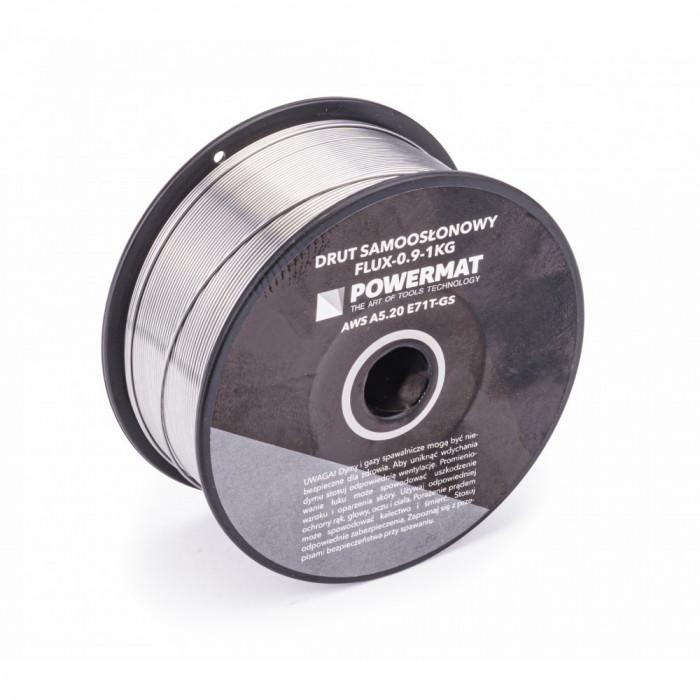 sm0811 Sarma sudura cu flux 0.9 mm rola 1 kg - pentru sudura fara gaz