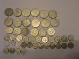 Colectie Suedia monede de argint, Europa