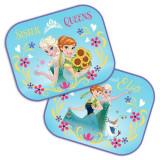 """Set 2 parasolare auto Frozen - Sister Queen"""" SEV9317"""" Children SafetyCare"""