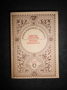 DIMITRIE CANTEMIR - ISTORIA IEROGLIFICA (1988)