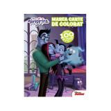 Marea carte de colorat Disney, Vampirina
