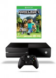 Consola Xbox One 500 GB + joc Minecraft ( SH)