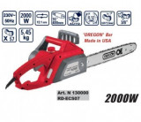 Ferastrau electric cu lant 400mm, 2000W Raider RD-ECS07