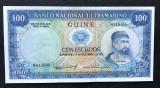 Guine 100 escudos 1971 UNC  Nuno Tristao