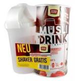 Musli Drink cu Cacao si Guarana Bio 500gr si Shaker Gratuit Rosen Garten Cod: RG831103.