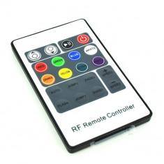 Telecomanda RF 20 taste pentru banda RGB cu diferite functii ManiaCars