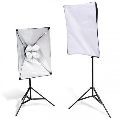 Kit lumini și softbox foto