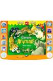 Cartea cu animale. Super carti - Anna Casalis, Tony Wolf