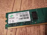 Memorie RAM PC 2Gb DDR2 800Mhz Sycron, DDR 2, 2 GB, 800 mhz