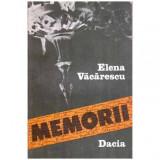 Memorii, Elena Vacarescu