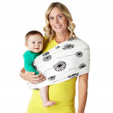 Sistem Purtare Baby K'tan Baby Carrier Print - Dandelion - Marimea M