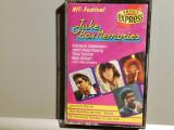 caseta audio JUKE BOX MEMORIES - Selectii - (1986/Ariola/RFG) - stare: Perfecta