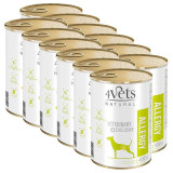 Cumpara ieftin 4Vets Natural Veterinary Exclusive ALLERGY 12 x 400 g