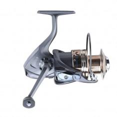 Mulineta EagleKing LA12-40F, 10 Rulmenti, Baitrunner, tambur aluminiu, frana, cu tambur de rezerva,pescuit stationar, ideal crap